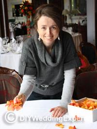 Cindy - the DIY Wedding Expert