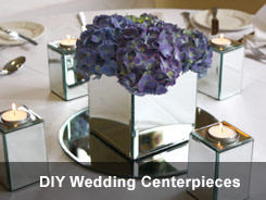 DIY wedding centerpiece - 'How to' tutorials