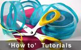 how to wedding craft tutorials