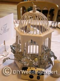 Homemade wedding table decorations junglespirit Gallery