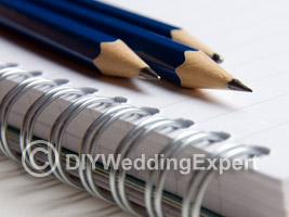 planning wedding menu ideas