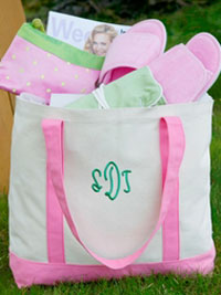 tote bags a perfect personalised wedding gifts for bridesmaids